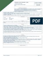 Plano Ensino Processos e Análise 2021 - Turma u Prof Gobatto