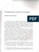 Psicologia Forense Uma Breve Introduo Fonseca, PF, Cap 1
