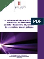Rapporto Valutazione Inclusione Sociale