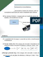 02 - Termodinâmica Revisão - Maquinas de Fluxo