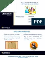 PRESENTACIÓN ÉTICAY CONVIVENCIA FERNANDO SAVATER