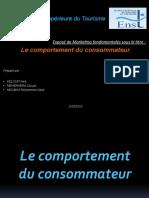 Comportement de Consommateur (2)-1