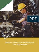 Cartilha Mulher e Educação Profissional_ sim, elas podem! (1)