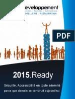 2015 ready service d'accompagnement pour l'hôtellerie restauration