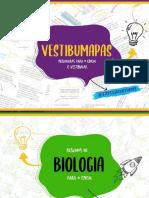 Biologia - Vestibumapas