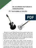 Guitarra para dicionario pdf de acordes