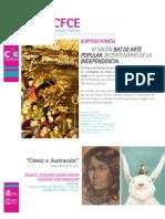 Programación Pública del CFCE- Abril 2011