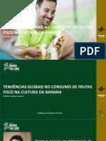 Tendências Globais da Bananicultura 2021