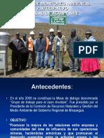 Monitoreo Ambiental Participativo