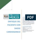 Enfoque del paciente con shock cardiogénico