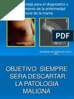Enfermedad tumoral de la mama