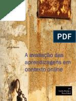 A avaliação das aprendizagens em contexto online