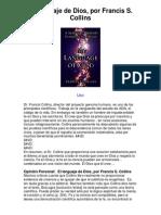 Download El lenguaje de Dios por Francis S Collins Kindle eBook