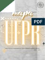 Mapa - UFPR com questões