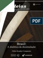 Comparato - Dialetica Da Dissimulacao - Fabio Konder Comparato