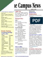 FWBBC Campus News 4-1-11