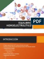 Equilibrio acidobásica
