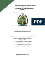 La Relacion Juridica Procesal - Grupo 1 (1) (1)