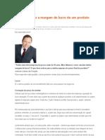 PEGN - CUSTOS - Como calcular a margem de lucro de um produto