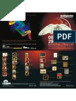 Catálogo versão impressa Beautiful Creation 2011