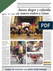 Informe sobre el huaylarsh - El Comercio