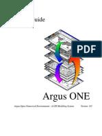 ArgusONE_UsersGuide