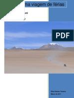 Uma viagem de férias à Bolivia