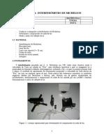 f m 1 Interferometro 2014
