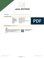 [Free Scores.com] Afatsao Lazare Kekeli Tso Kekeli 87067