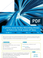 SLOW networking dinner - 13-01-2011
