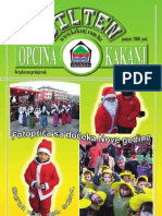 Bilten Opcine Kakanj - broj 13