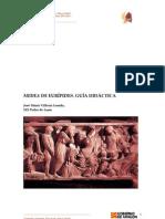 """""""MEDEA"""", de  Euripides. GUIA Didactica, por José María Villoria. IES Pedro de Luna"""