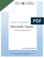 Guide Utilisation Teams Fr