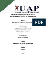 Pae-episiotomia de Puerperio