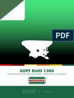 Soft Duo 1300 - Distribuidor Adubo