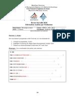 DS FAO 2020