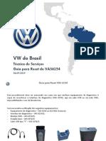 Guia de Reset VAS6154 V1.2