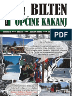Bilten Opcine Kakanj - Broj 7
