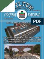 Bilten Opcine Kakanj - Broj 17