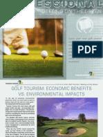 Tourism Review Online Magazine - Golf Tourism