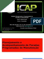 ICAP- Planejamento e Acompanhamento de Paradas de Manutenção