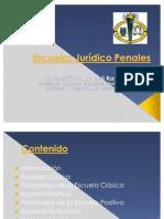 Criminologia 1 (Escuelas Juridico Penales )