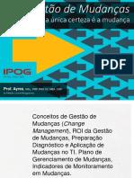 IPOG - Gerenciamento de Mudanças_V11