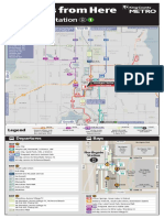 King County Metro - Northgate Station Map