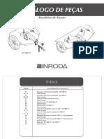 Catalogo de Peças - SP 1800 3400