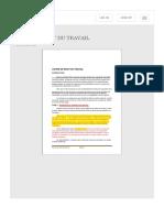(Doc) Cours de Droit Du Travail | Coulibaby Inza - Academia.edu