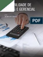 Contabilidade de Custos e Gerencial