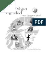 Course Description Guide 2010- 2011