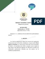 DDP 2178. AP1392-2021. Preparatoria, Inadminición, Pertinencia, Descubrimiento, Recursos