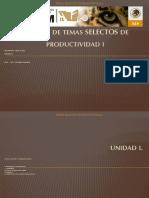 APUNTES DE TEMAS SELECTOS DE PROD. 1